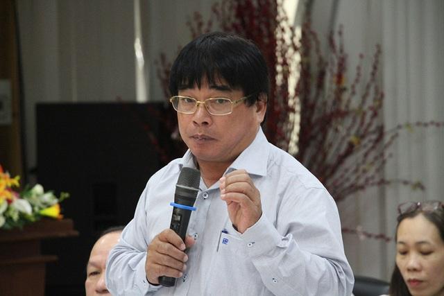 PGS.TS Đỗ Văn Dũng cầu cứu Bí thư Thăng giúp giải bài toán 5 đời hiệu trưởng chưa giải được
