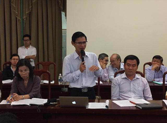 TS Huỳnh Thanh Điền nêu nguyên nhân các trường ngại tự chủ và đưa ra giải pháp để các trường tự chủ tài chính