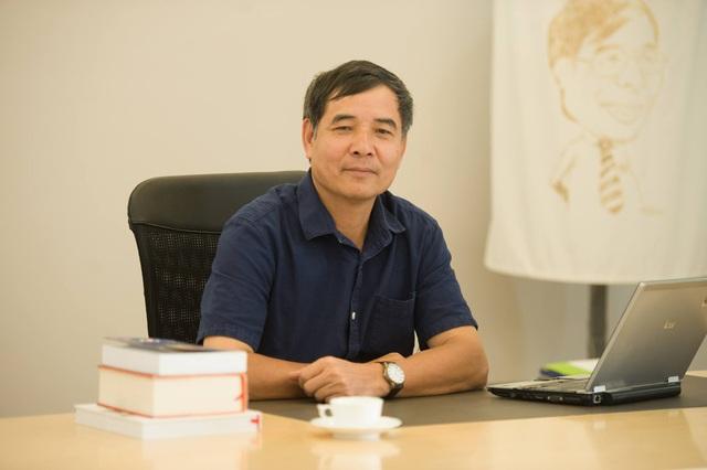 TS. Lê Trường Tùng - Chủ tịch Hội đồng Quản trị Trường ĐH FPT.