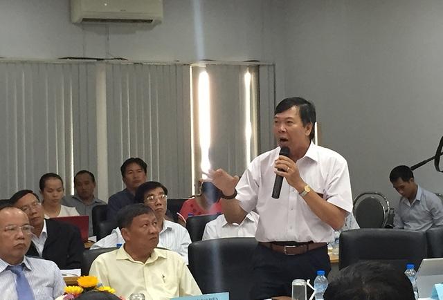 PGS. TS nguyễn Kim Hồng – Hiệu trưởng trường ĐH Sư phạm TPHCM khẳng định trường sư phạm khó buông bầu sữa ngân sách