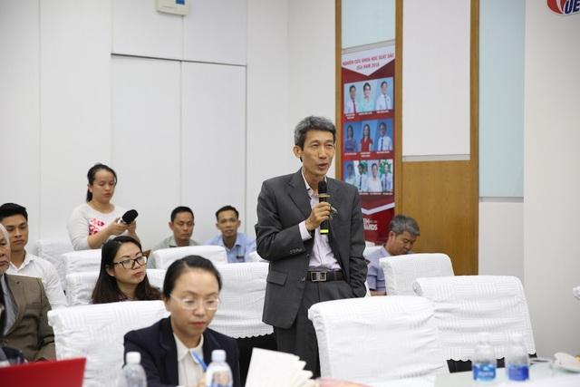 TS Phạm Duy Nghĩa, trường ĐH Kinh tế TP.HCM khá gay gắt nêu nhận định rằng tôi chưa thấy rõ Bộ GD-ĐT và Chính phủ muốn gì ở đạo luật này