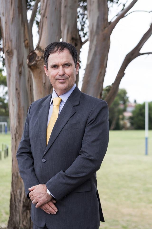 Tiến sĩ Roderick Crouch - Hiệu trưởng Trường quốc tế Úc.