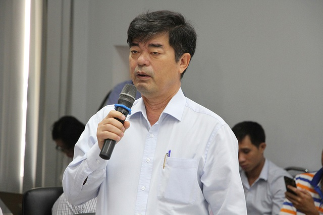 TS Thái Bá Cần đề xuất thành phố nên có dự án mới để cho các trường ĐH đang thiếu đất có thêm diện tích đất sử dụng