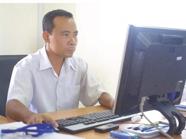 PGS.TS. Vũ Hải Quân cách đây 7 năm đã xây dựng thành công một phần mềm có thể tạo ra giọng nói nhân tạo của người trên máy tính từ dữ liệu đầu vào là văn bản.