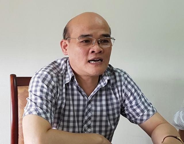 TS Vũ Huy Quang, Vụ trưởng Vụ Pháp chế (Bộ Y tế). Ảnh: H.Hải