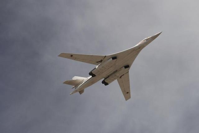 Một máy bay Tu-160M có 4 chỗ ngồi và có khả năng mang 44 tấn vũ khí. (Ảnh: Reuters)