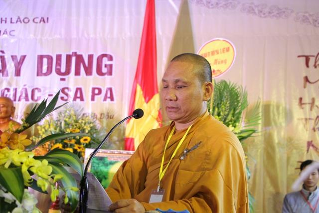 Đại Đức Thích Tỉnh Thiền - Trụ trì Thiền viện Trúc Lâm Đại Giác