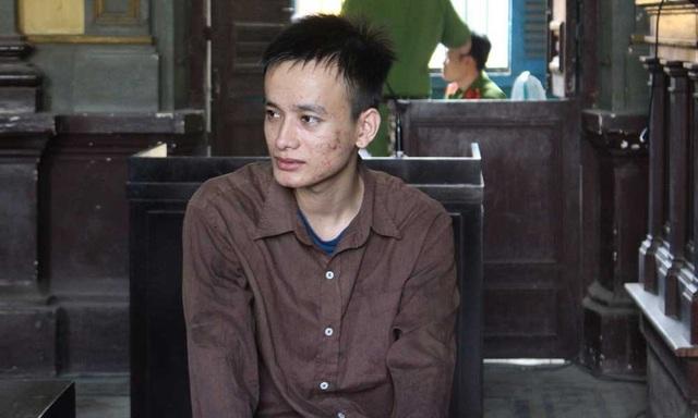 Bị cáo Nguyễn Hữu Hưng