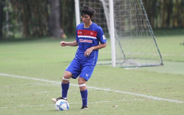 Tuấn Anh đã sẵn sàng cho vòng loại U23 châu Á (ảnh: Trọng Vũ)