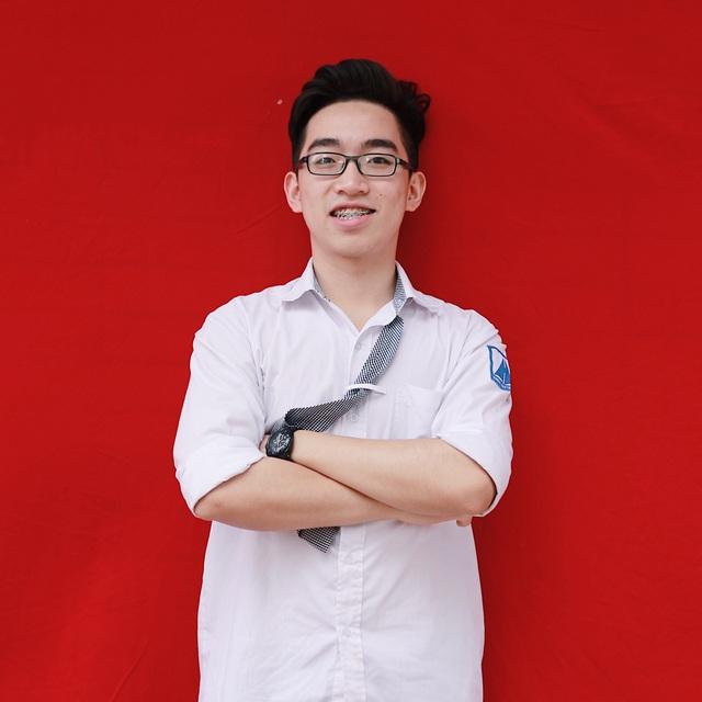 Cậu học trò trường Hà Nội - Amsterdam Vũ Tuấn Minh giành học bổng toàn phần từ ĐH Rice (Mỹ).