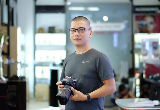 Nhiếp ảnh gia Trần Tuấn Việt