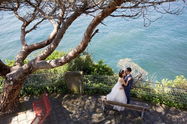 Khoe ảnh cưới ngọt ngào ở 3 nước, Tú Linh mơ về một gia đình nhỏ - 11