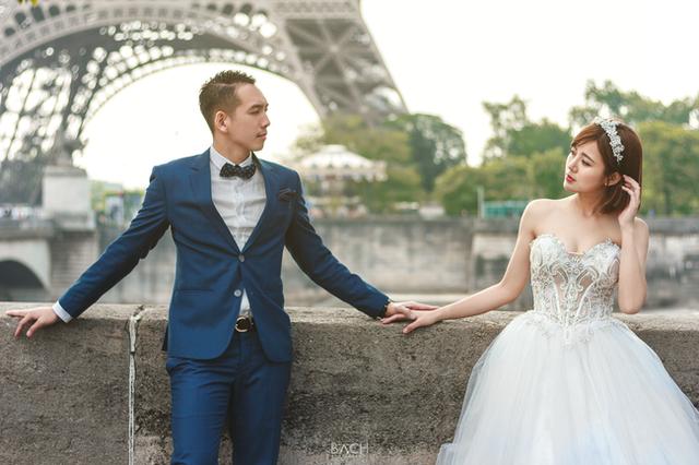 Khoe ảnh cưới ngọt ngào ở 3 nước, Tú Linh mơ về một gia đình nhỏ - 3