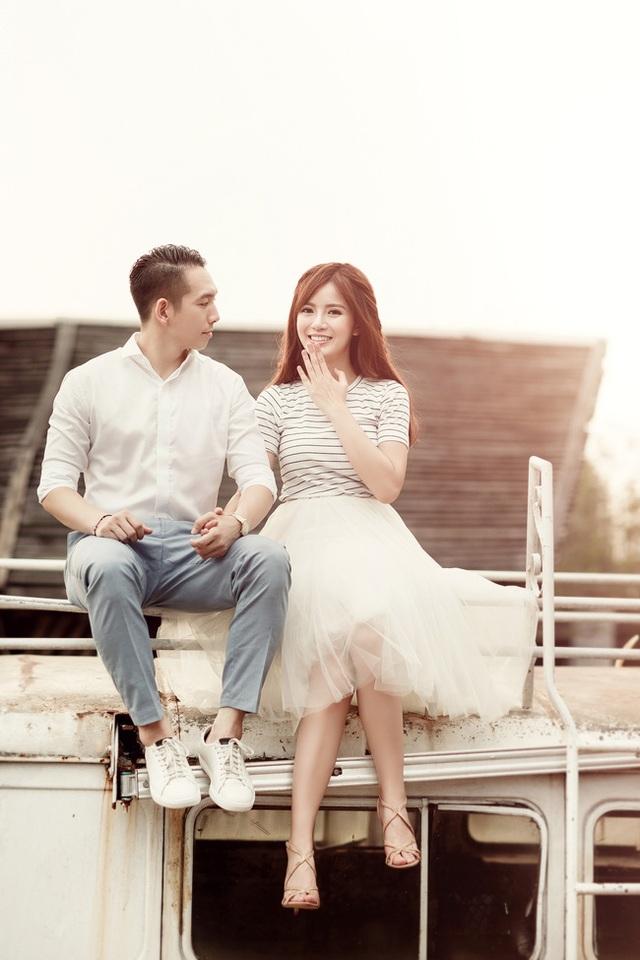 Khoe ảnh cưới ngọt ngào ở 3 nước, Tú Linh mơ về một gia đình nhỏ - 7