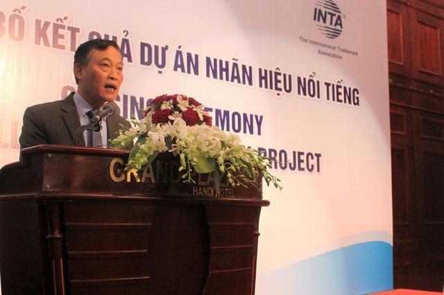 Thứ trưởng Bộ Khoa học và Công nghệ Trần Văn Tùng.