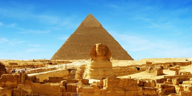 Sự thật ít người biết về những bức tượng Nhân Sư ở Ai Cập - 1