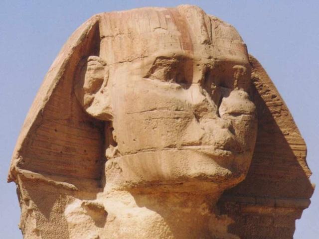 Sự thật ít người biết về những bức tượng Nhân Sư ở Ai Cập - 2