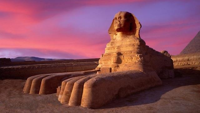Sự thật ít người biết về những bức tượng Nhân Sư ở Ai Cập - 3