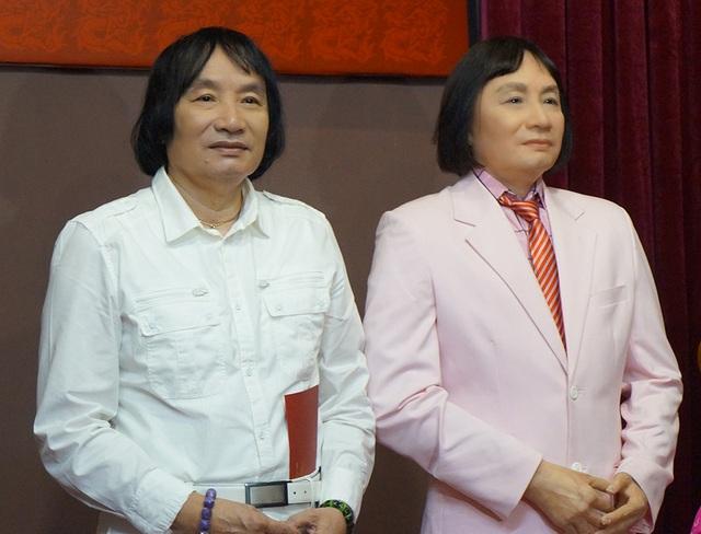 Nghệ sĩ Minh Vương và bản sao
