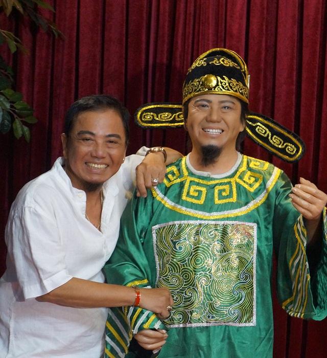 Danh hài Hồng Tơ và Ông Táo, một vai diễn ấn tượng của anh