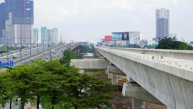 Tuyến metro Bến Thành - Suối Tiên có  nguy cơ chậm tiến độ vì chậm thanh toán tiền cho nhà thầu thi công