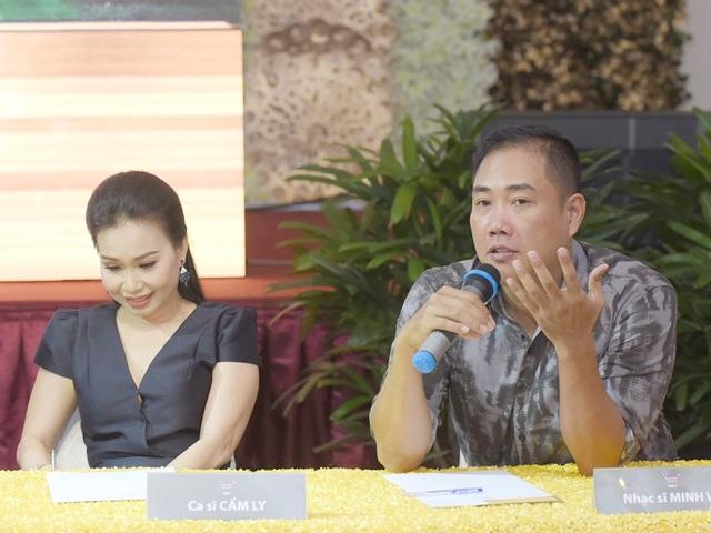 Lần đầu tiên nhạc sĩ Minh Vy lên tiếng trước truyền thông về hiềm khích với ca sĩ Quang Lê