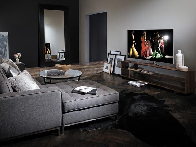 TV QLED 49Q7F sự lựa chọn hàng đầu cho không gian nhỏ nhưng đầy ấm cúng.
