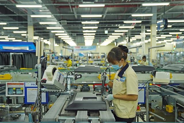 Xuất khẩu mặt hàng điện tử tăng trong 6 tháng đầu năm