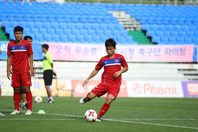 U20 Việt Nam đã sẵn sàng cho World Cup 2017