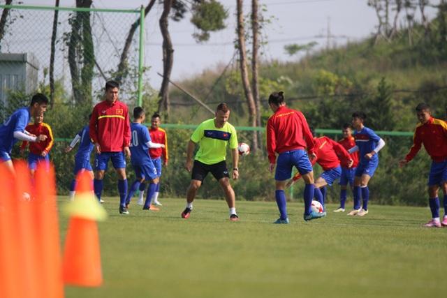 U20 Việt Nam gấp rút chuẩn bị cho World Cup