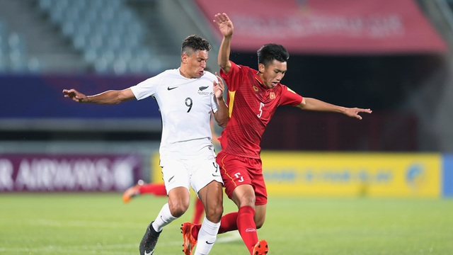 U20 Việt Nam trở thành đội bóng Đông Nam Á đầu tiên giành điểm ở World Cup U20