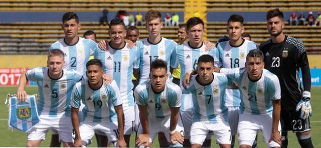 Hàng loạt cầu thủ từng thi đấu xuất sắc tại giải U20 Nam Mỹ hồi đầu năm nay không cùng U20 Argentina sang Việt Nam đá giao hữu