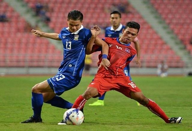 Thái Lan có chiến thắng thứ 3 tại SEA Games 29