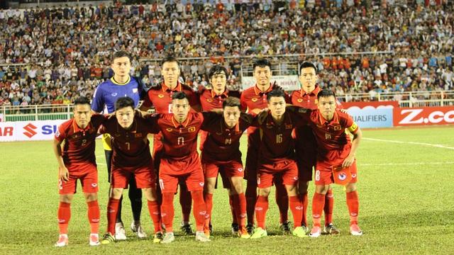 U23 Việt Nam sớm nhận 2 ca chấn thương trước khi tập trung (ảnh: Trọng Vũ)