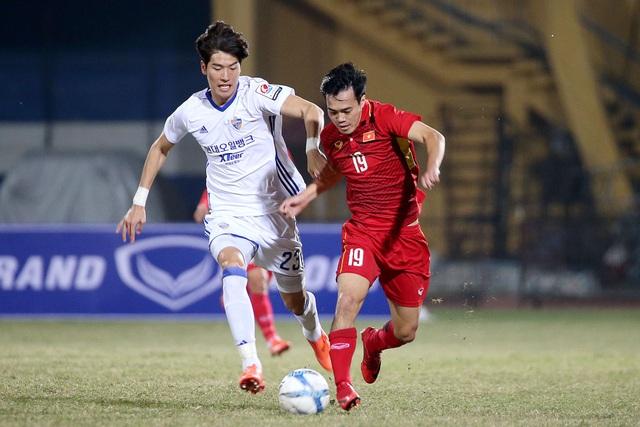 Đội tuyển U23 Việt Nam là đội tuyển thi đấu quốc tế sớm nhất năm 2018 (ảnh: Gia Hưng)