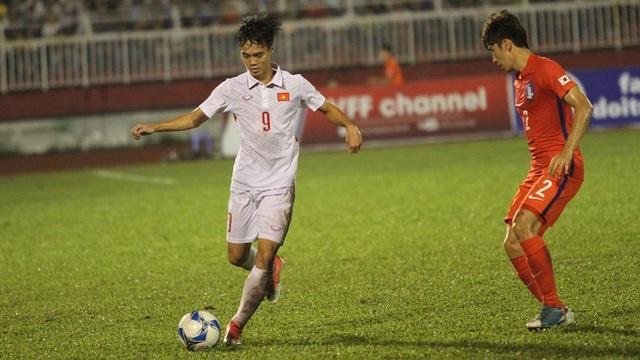 Chờ đợi sự thay đổi của đội tuyển U23 Việt Nam dưới thời HLV Park Hang Seo (ảnh: Trọng Vũ)