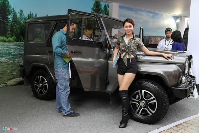 Tuy nhiên, nhiều người thất vọng với các mẫu xe UAZ mới