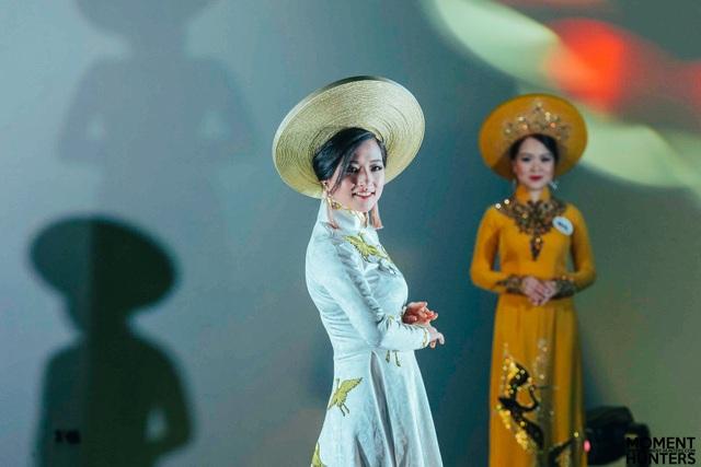 Nữ sinh Việt tỏa sáng trong cuộc thi nhan sắc ở Australia - 1