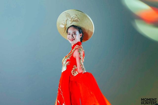 Nữ sinh Việt tỏa sáng trong cuộc thi nhan sắc ở Australia - 6