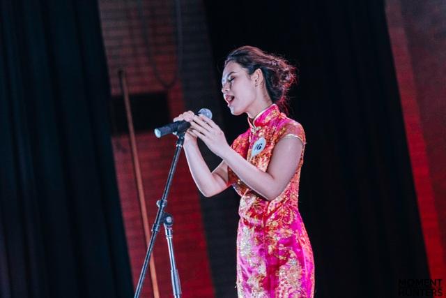 Nữ sinh Việt tỏa sáng trong cuộc thi nhan sắc ở Australia - 9