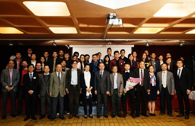 Đại sứ Nguyễn Ngọc Sơn đánh giá cao hoạt động của Hội SV Việt tại Pháp.