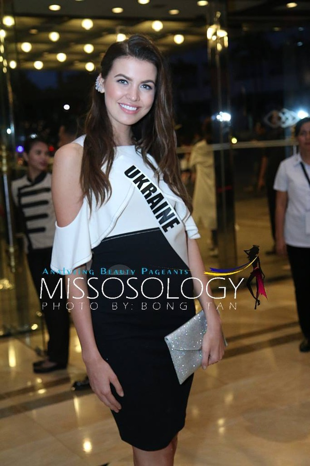 Hoa hậu Ukraine