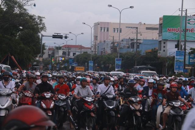 Đà Nẵng triển khai lộ trình các giải pháp tổng thể chống ùn tắc giao thông