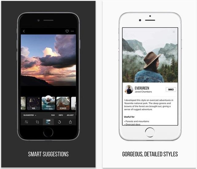 """Tải nhanh những ứng dụng """"sống ảo"""" trên smartphone hot nhất hiện nay - 1"""