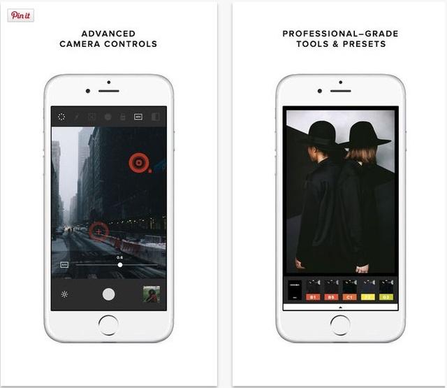 """Tải nhanh những ứng dụng """"sống ảo"""" trên smartphone hot nhất hiện nay - 2"""