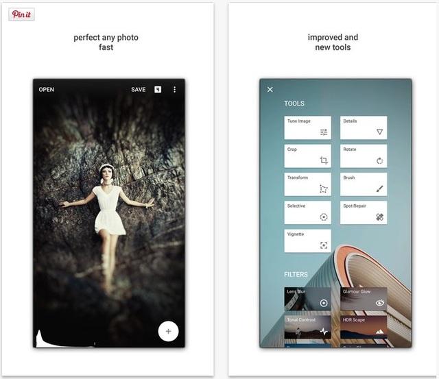 """Tải nhanh những ứng dụng """"sống ảo"""" trên smartphone hot nhất hiện nay - 6"""