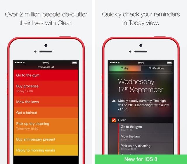 """Là người bận rộn đừng bỏ qua những ứng dụng """"nhắc lịch"""" này - 5"""