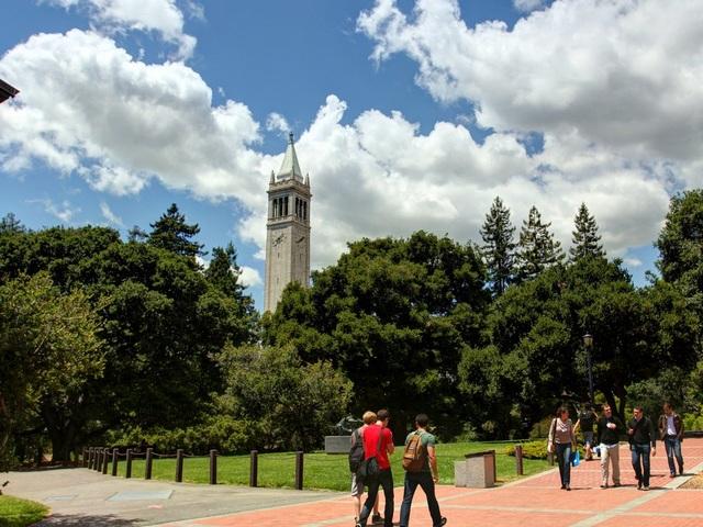Đại học California - cơ sở Berkeley.