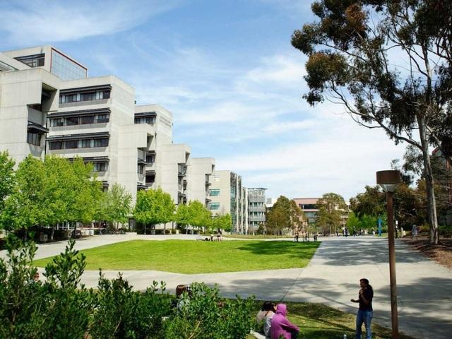 Đại học California - cơ sở San Diego.