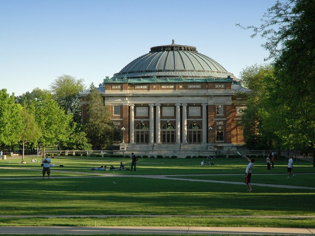 Đại học Illinois.